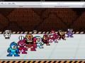 Mega Man RPG | Battle Field Perspective Experiment 2
