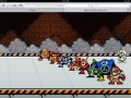Mega Man RPG | Battle Field Perspective Experiment 3