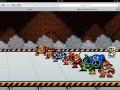 Mega Man RPG | Battle Field Perspective Experiment 3